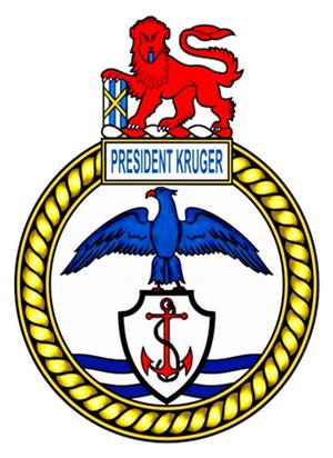 SAS President Kruger